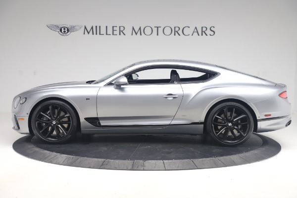 New 2020 Bentley Continental GT V8 First Edition for sale $276,600 at McLaren Greenwich in Greenwich CT 06830 3