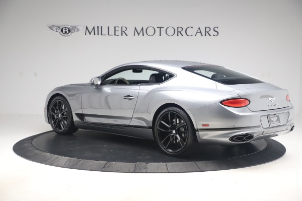 New 2020 Bentley Continental GT V8 First Edition for sale $276,600 at McLaren Greenwich in Greenwich CT 06830 4