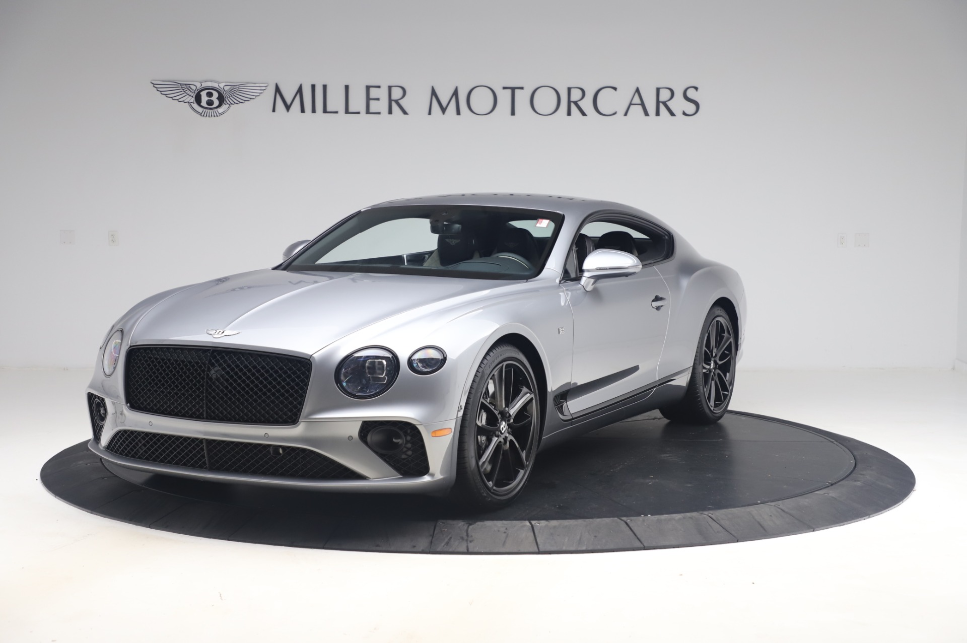 New 2020 Bentley Continental GT V8 First Edition for sale $276,600 at McLaren Greenwich in Greenwich CT 06830 1