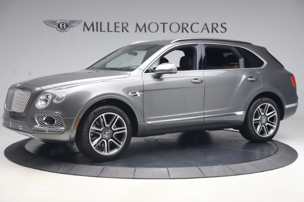 Used 2018 Bentley Bentayga Activity Edition for sale $156,900 at McLaren Greenwich in Greenwich CT 06830 2