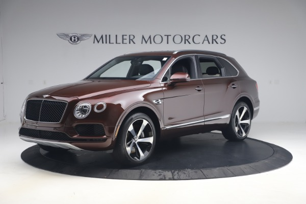 Used 2020 Bentley Bentayga V8 for sale $186,900 at McLaren Greenwich in Greenwich CT 06830 2