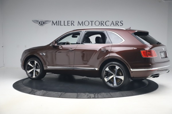Used 2020 Bentley Bentayga V8 for sale $186,900 at McLaren Greenwich in Greenwich CT 06830 4