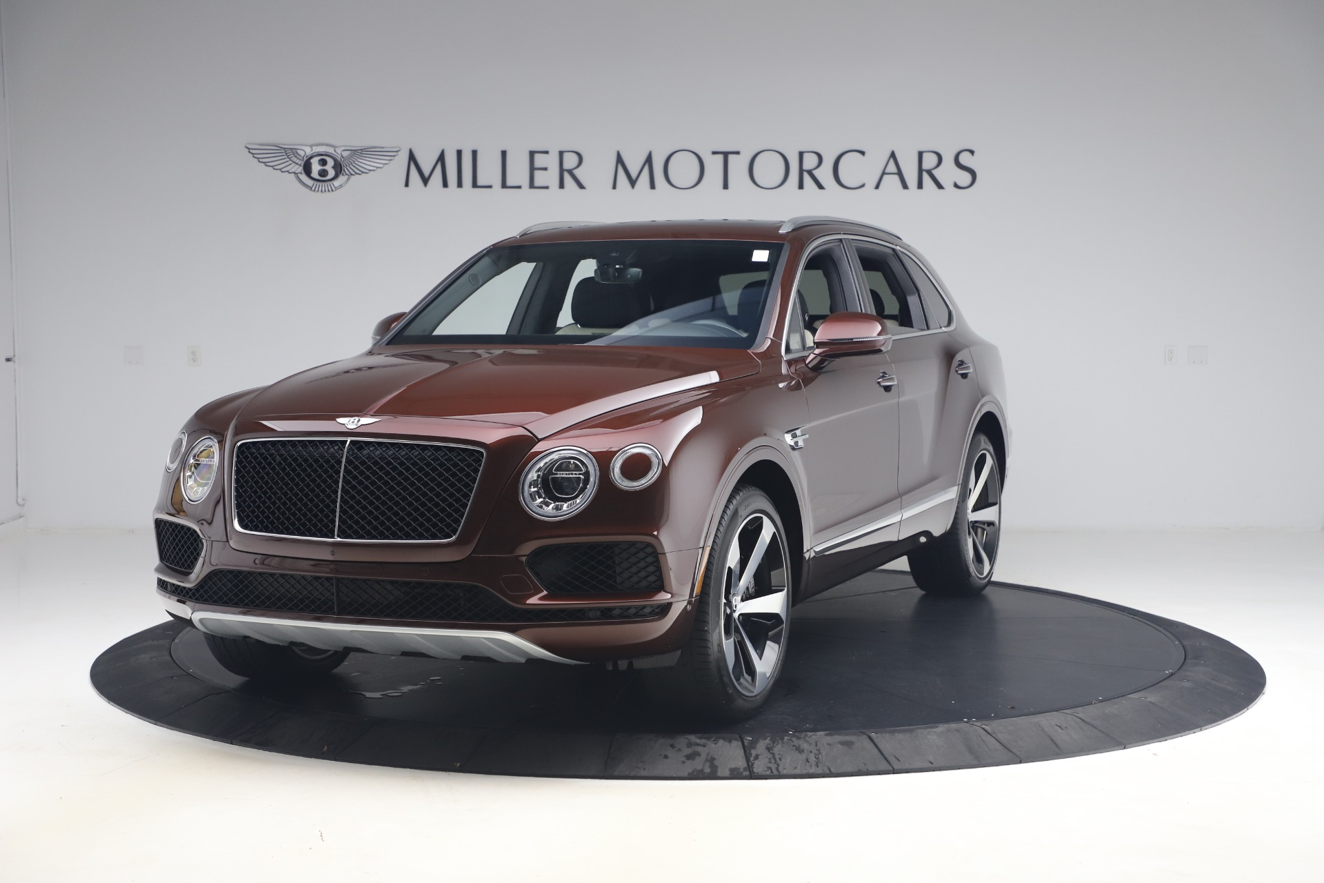 Used 2020 Bentley Bentayga V8 for sale $186,900 at McLaren Greenwich in Greenwich CT 06830 1