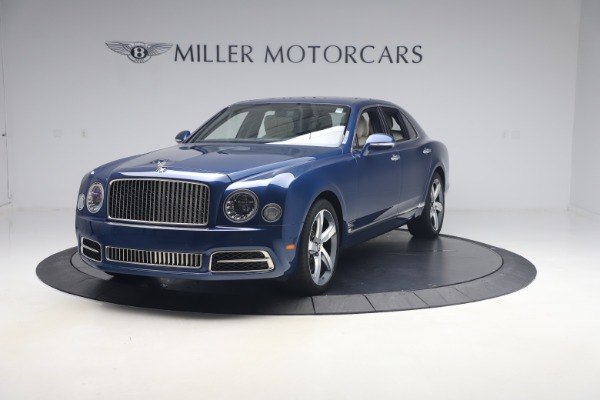 Used 2020 Bentley Mulsanne Speed for sale $269,900 at McLaren Greenwich in Greenwich CT 06830 2