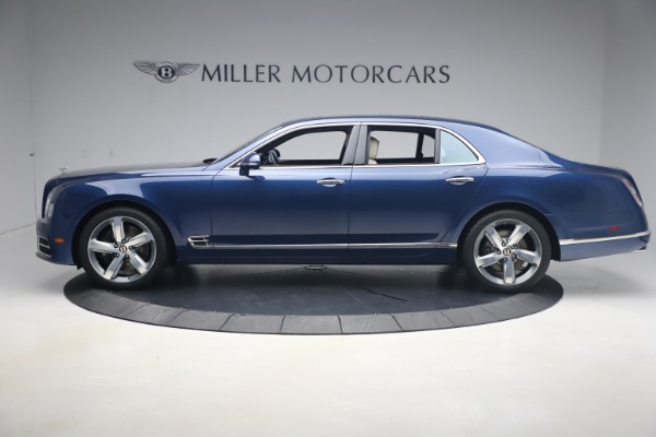 Used 2020 Bentley Mulsanne Speed for sale $269,900 at McLaren Greenwich in Greenwich CT 06830 3