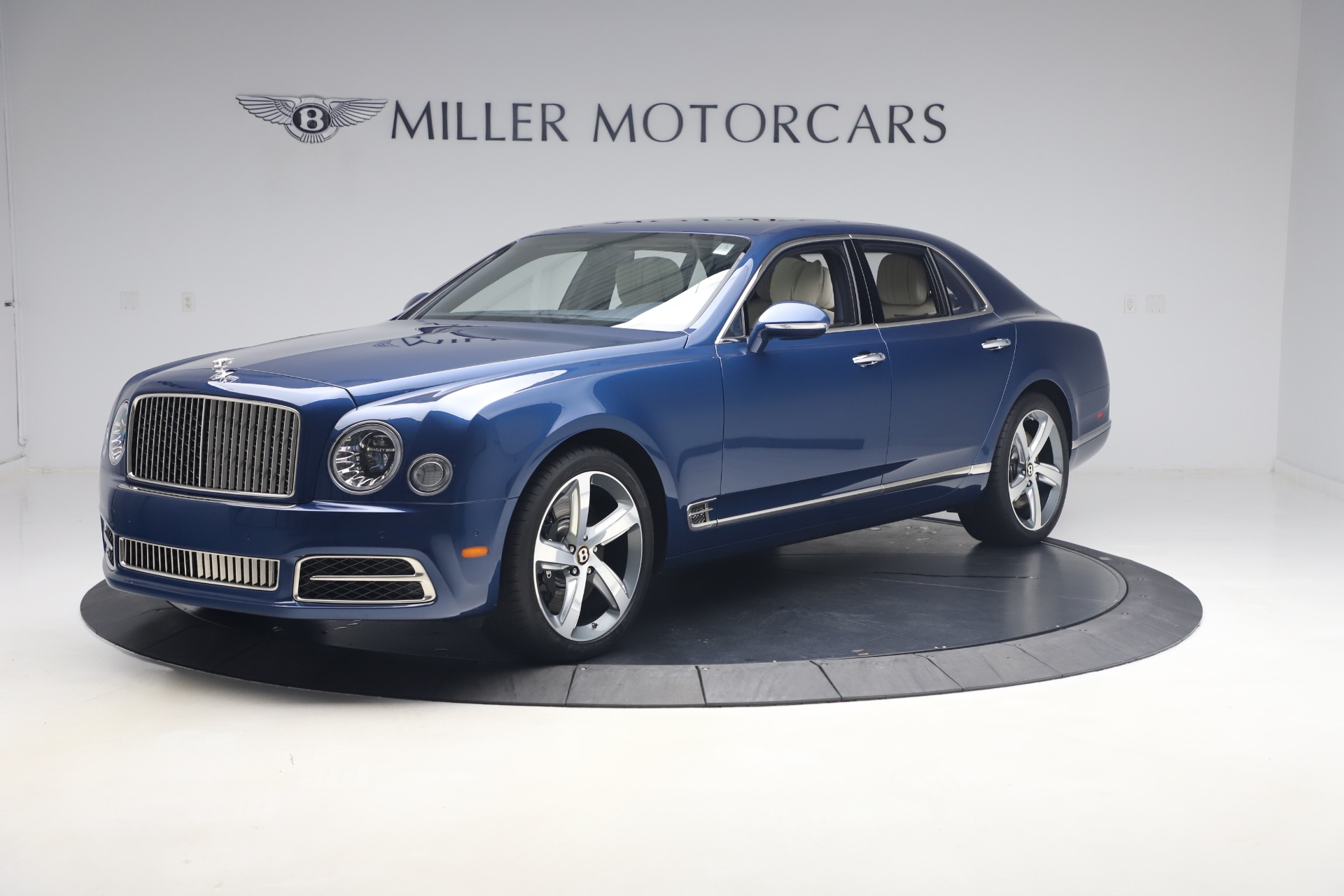Used 2020 Bentley Mulsanne Speed for sale $269,900 at McLaren Greenwich in Greenwich CT 06830 1