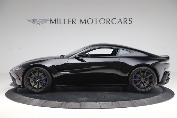 Used 2020 Aston Martin Vantage Coupe for sale $155,800 at McLaren Greenwich in Greenwich CT 06830 2