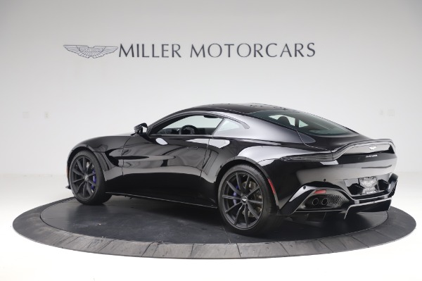 Used 2020 Aston Martin Vantage Coupe for sale $155,800 at McLaren Greenwich in Greenwich CT 06830 3