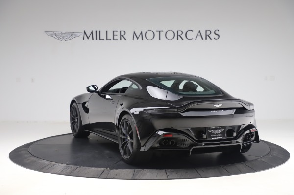 Used 2020 Aston Martin Vantage Coupe for sale $149,900 at McLaren Greenwich in Greenwich CT 06830 4