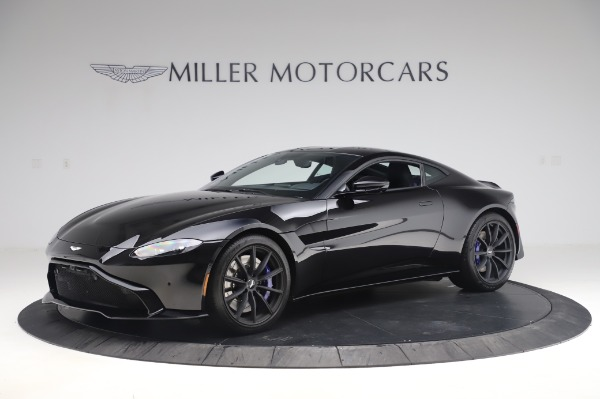 Used 2020 Aston Martin Vantage Coupe for sale $155,800 at McLaren Greenwich in Greenwich CT 06830 1