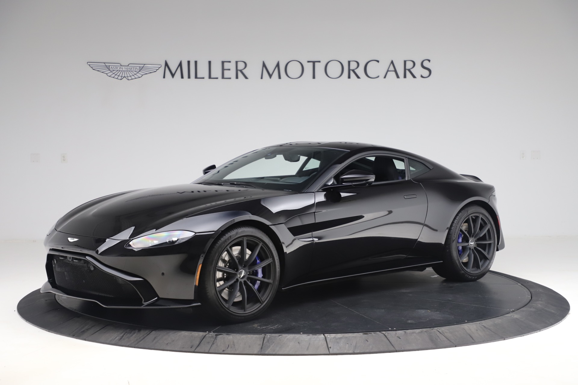 Used 2020 Aston Martin Vantage Coupe for sale $149,900 at McLaren Greenwich in Greenwich CT 06830 1