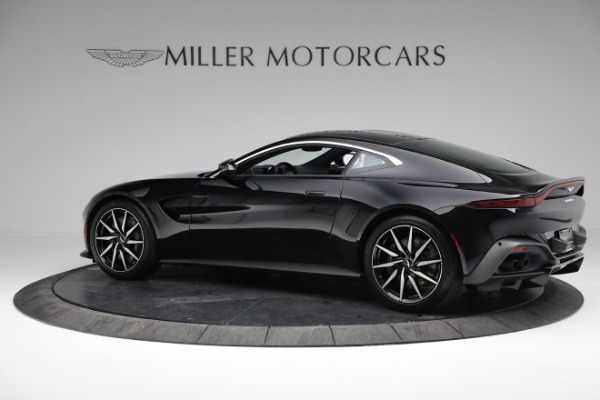 Used 2019 Aston Martin Vantage Coupe for sale $129,900 at McLaren Greenwich in Greenwich CT 06830 3