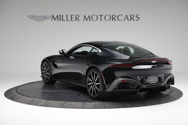 Used 2019 Aston Martin Vantage Coupe for sale $129,900 at McLaren Greenwich in Greenwich CT 06830 4