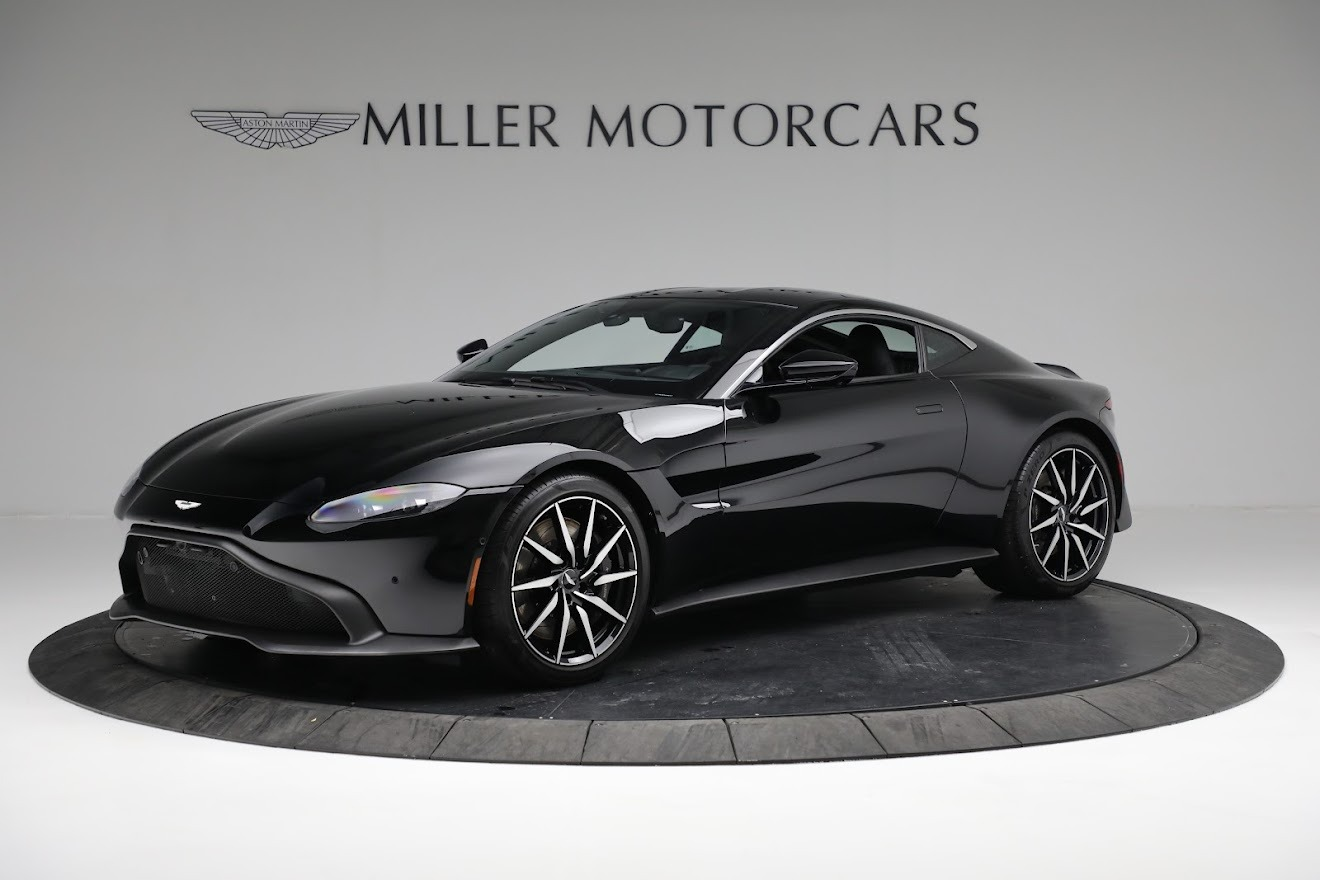 Used 2019 Aston Martin Vantage for sale $133,900 at McLaren Greenwich in Greenwich CT 06830 1