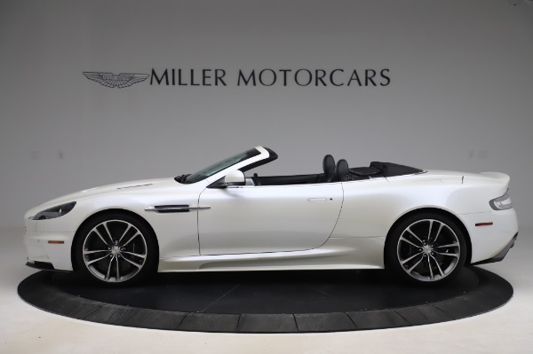Used 2010 Aston Martin DBS Volante for sale $104,900 at McLaren Greenwich in Greenwich CT 06830 2