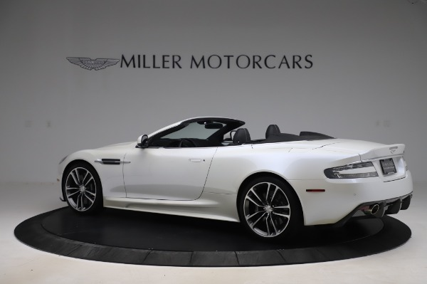 Used 2010 Aston Martin DBS Volante for sale $104,900 at McLaren Greenwich in Greenwich CT 06830 3