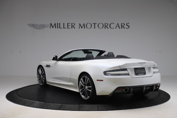 Used 2010 Aston Martin DBS Volante for sale $104,900 at McLaren Greenwich in Greenwich CT 06830 4