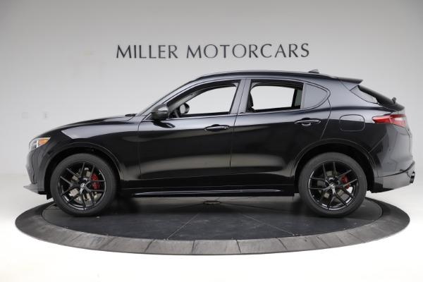 New 2020 Alfa Romeo Stelvio Ti Q4 for sale $52,445 at McLaren Greenwich in Greenwich CT 06830 3