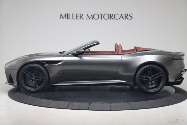 New 2020 Aston Martin DBS Superleggera Volante for sale $375,916 at McLaren Greenwich in Greenwich CT 06830 2