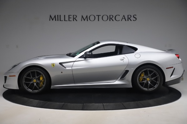 Used 2011 Ferrari 599 GTO for sale Sold at McLaren Greenwich in Greenwich CT 06830 3