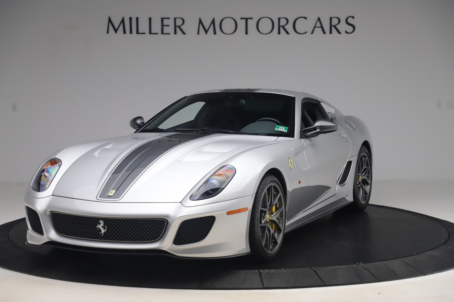 Used 2011 Ferrari 599 GTO for sale Sold at McLaren Greenwich in Greenwich CT 06830 1