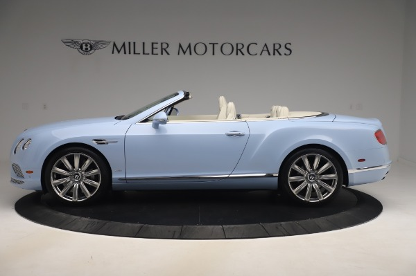 Used 2017 Bentley Continental GT W12 for sale $169,900 at McLaren Greenwich in Greenwich CT 06830 3