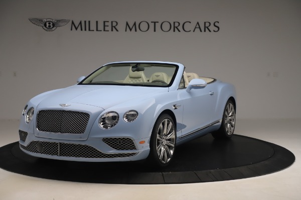Used 2017 Bentley Continental GT W12 for sale $169,900 at McLaren Greenwich in Greenwich CT 06830 1