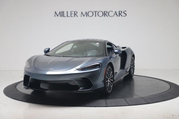 New 2020 McLaren GT Luxe for sale $247,125 at McLaren Greenwich in Greenwich CT 06830 2