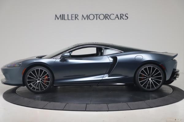 New 2020 McLaren GT Luxe for sale $247,125 at McLaren Greenwich in Greenwich CT 06830 3