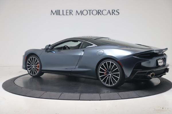 New 2020 McLaren GT Luxe for sale $247,125 at McLaren Greenwich in Greenwich CT 06830 4