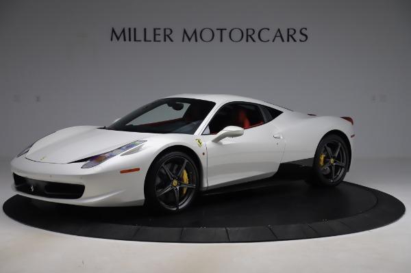 Used 2013 Ferrari 458 Italia for sale $229,900 at McLaren Greenwich in Greenwich CT 06830 2