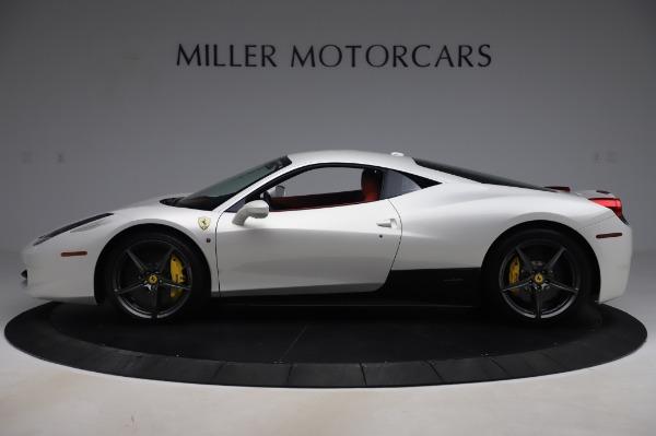 Used 2013 Ferrari 458 Italia for sale $229,900 at McLaren Greenwich in Greenwich CT 06830 3