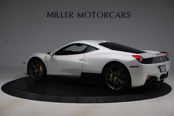 Used 2013 Ferrari 458 Italia for sale $229,900 at McLaren Greenwich in Greenwich CT 06830 4