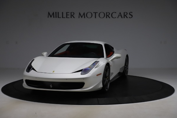 Used 2013 Ferrari 458 Italia for sale $229,900 at McLaren Greenwich in Greenwich CT 06830 1