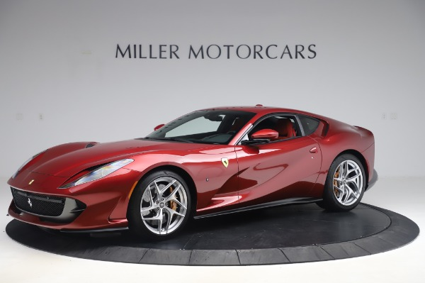 Used 2020 Ferrari 812 Superfast for sale Sold at McLaren Greenwich in Greenwich CT 06830 2
