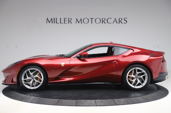 Used 2020 Ferrari 812 Superfast for sale Sold at McLaren Greenwich in Greenwich CT 06830 3