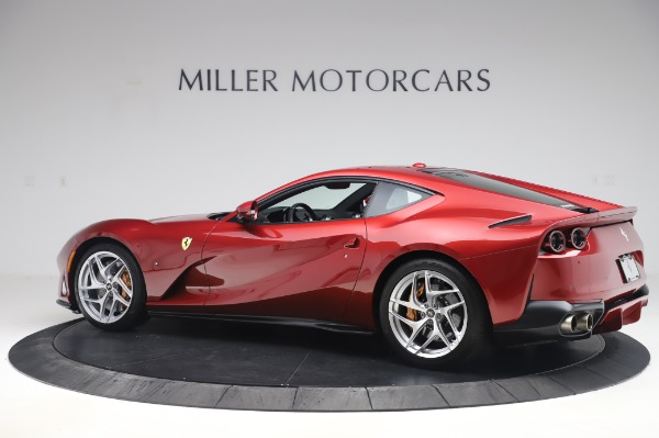 Used 2020 Ferrari 812 Superfast for sale Sold at McLaren Greenwich in Greenwich CT 06830 4