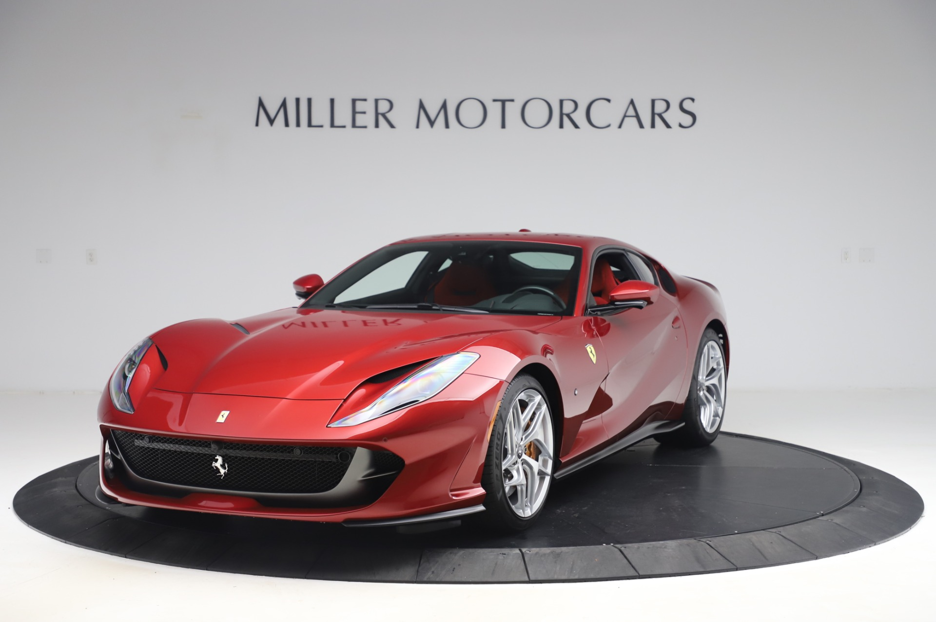 Used 2020 Ferrari 812 Superfast for sale Sold at McLaren Greenwich in Greenwich CT 06830 1