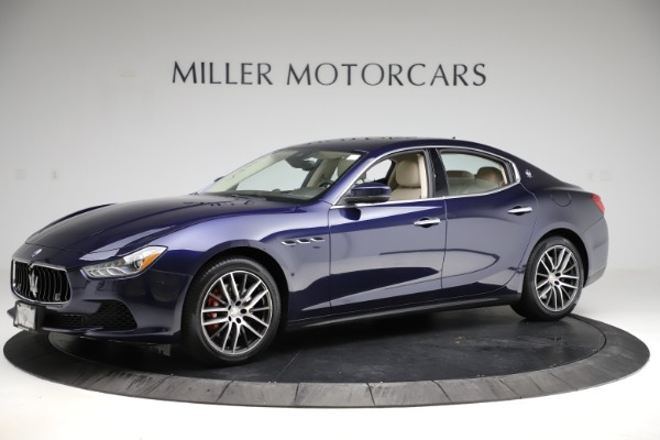 Used 2017 Maserati Ghibli S Q4 for sale Call for price at McLaren Greenwich in Greenwich CT 06830 2