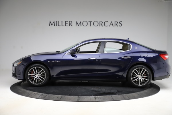 Used 2017 Maserati Ghibli S Q4 for sale Call for price at McLaren Greenwich in Greenwich CT 06830 3