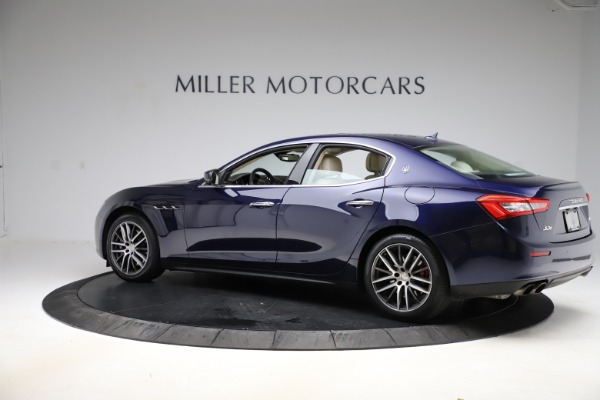 Used 2017 Maserati Ghibli S Q4 for sale Call for price at McLaren Greenwich in Greenwich CT 06830 4