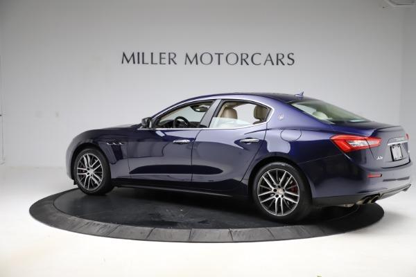 Used 2017 Maserati Ghibli S Q4 for sale $48,900 at McLaren Greenwich in Greenwich CT 06830 4