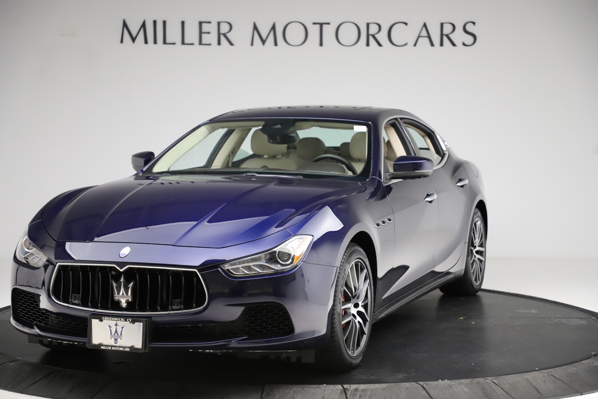Used 2017 Maserati Ghibli S Q4 for sale Call for price at McLaren Greenwich in Greenwich CT 06830 1