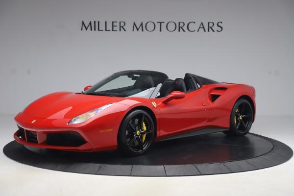 Used 2018 Ferrari 488 Spider for sale $286,900 at McLaren Greenwich in Greenwich CT 06830 2