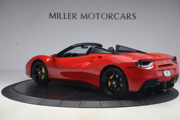 Used 2018 Ferrari 488 Spider for sale $286,900 at McLaren Greenwich in Greenwich CT 06830 4