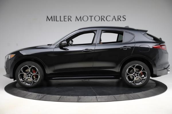New 2020 Alfa Romeo Stelvio Ti Sport Q4 for sale Sold at McLaren Greenwich in Greenwich CT 06830 3