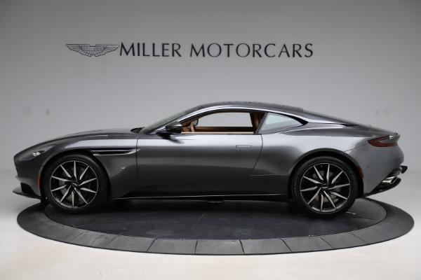 Used 2017 Aston Martin DB11 for sale $155,900 at McLaren Greenwich in Greenwich CT 06830 2