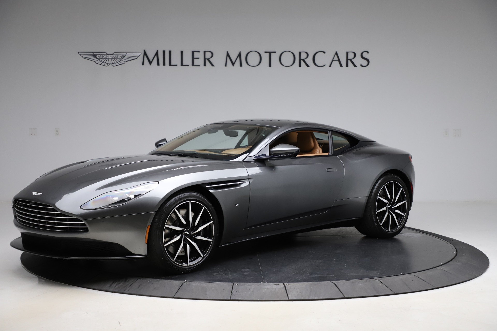 Used 2017 Aston Martin DB11 for sale $155,900 at McLaren Greenwich in Greenwich CT 06830 1