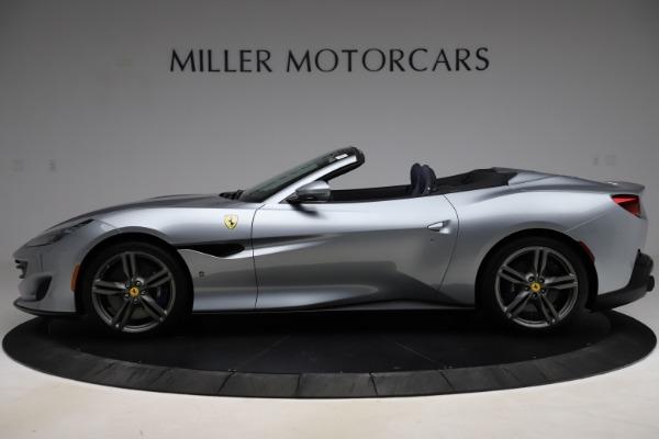 Used 2019 Ferrari Portofino for sale $229,900 at McLaren Greenwich in Greenwich CT 06830 3