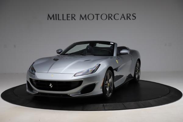 Used 2019 Ferrari Portofino for sale $229,900 at McLaren Greenwich in Greenwich CT 06830 1